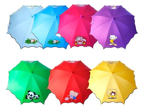 Зонтик в ассортименте в/п 68 см
