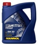 Mannol Stahlsynt Energy 5W-30 - Полусинтетическое моторное масло