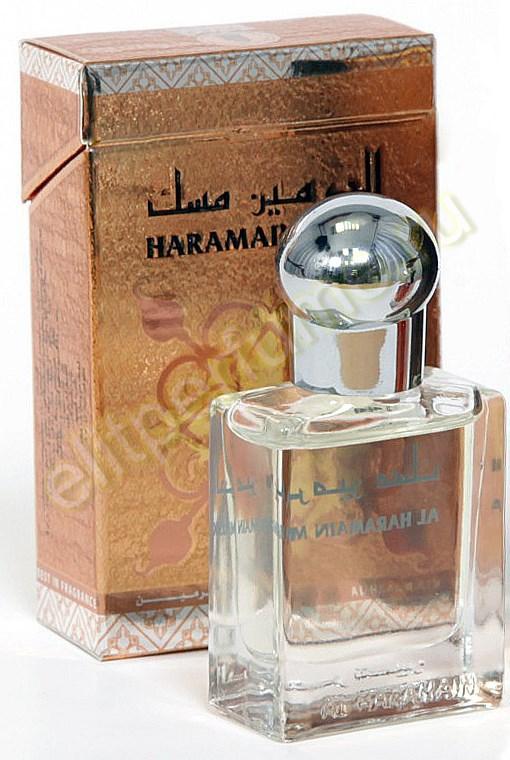 Харамайн Мускус Haramain Musk 15 мл арабские масляные духи от Аль Харамайн Al Haramain Perfumes