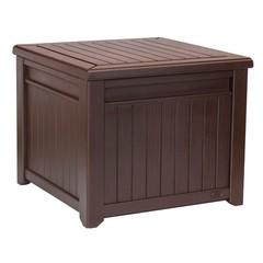 Сундук-столик Keter Cube Wood