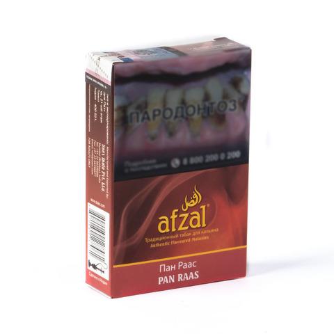 Табак Afzal Pan Raas (Пан Раас) 40 г