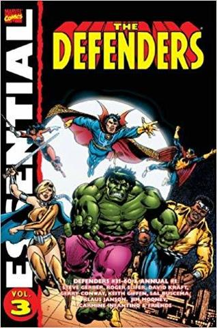 Essential: defenders vol. 3