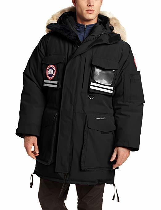 SNOW MANTRA PARKA MEN'S BLACK 05926