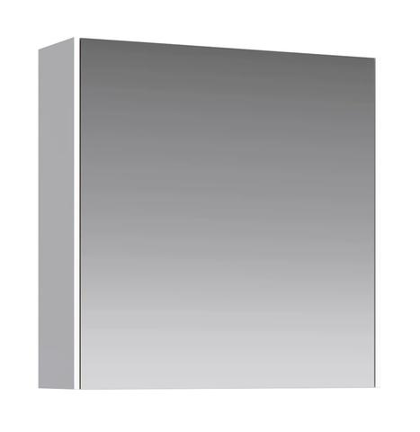 Зеркальный шкаф Mobi 60 белый