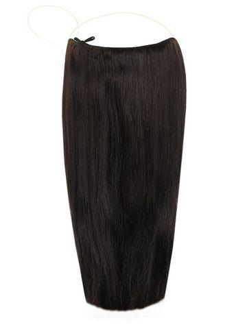 Волосы на леске Flip in- цвет #1B- длина 70 см