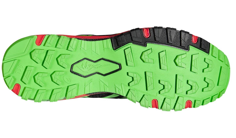 Мужские кроссовки внедорожники Asics Gel-FujiAttack 5 (T630N 8590) фото