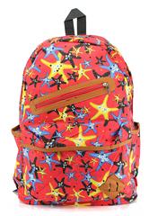 Молодежный рюкзак Морские звезды