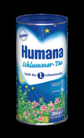 Humana Чай