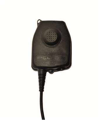 Адаптер PTT для радиостанции ICOM IC-F16 с возможностью подключения телефонной проводной гарнитуры IPHONE/SUMSUNG
