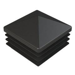 Заглушка для сваи 100х100 мм из металла