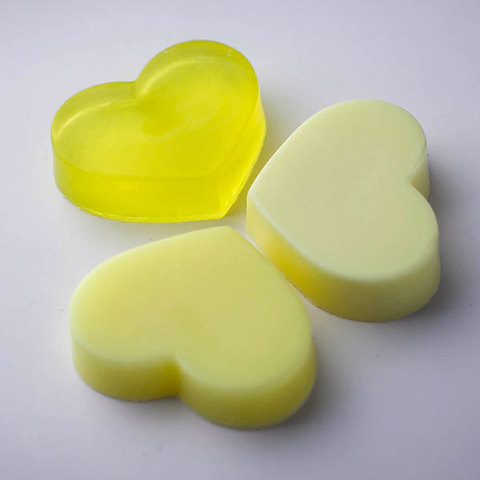 Водорастворимый краситель для мыла Желтый