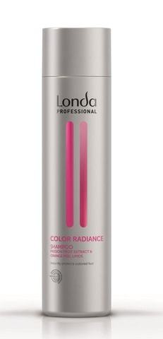 Шампунь для окрашенных волос Color Radiance Londa 250мл