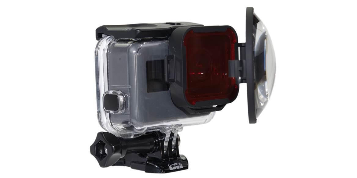 Набор фильтров PolarPro Switchblade Combo на камере
