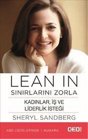 Kitab Lean in - Sınırlarını zorla   Sheryl Sandberg