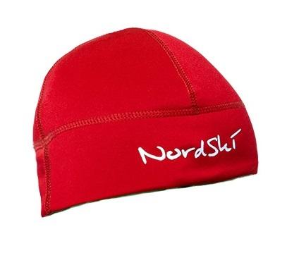 Лыжная шапка NordSki (NSV113900) красная