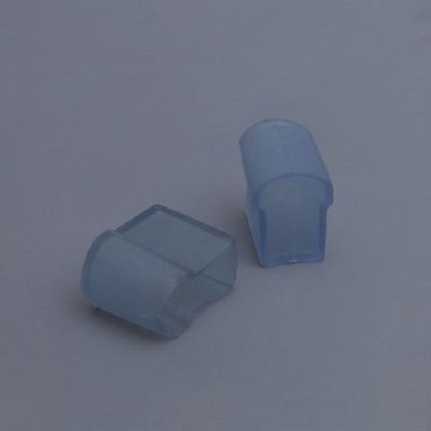 Заглушка для гибкого неона 15х25 мм