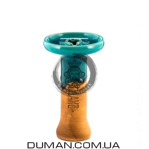 Чаша Oblako Phunnel S Glaze Top (Облако) |Aquamarine S