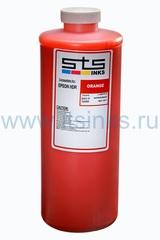 Пигментные чернила STS для Epson 7900/9900 Orange 1000 мл