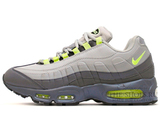 Кроссовки Мужские Nike Air Max 95 Leather Double Grey Green