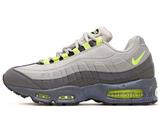 Кроссовки Мужские Nike Air Max 95 Leather Double Grey Green