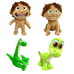The Good Dinosaur Spot and Arlo
