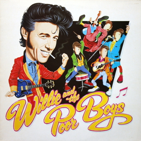 Willie And The Poor Boys / Willie And The Poor Boys (LP)