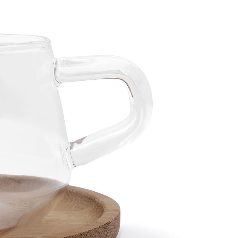 Чайная чашка с блюдцем Classic™ 250 мл