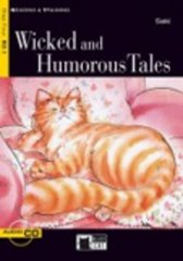 Wicked And Humorous Tales Bk +D (Engl)