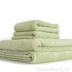 Полотенце 160x200 Abyss & Habidecor Super Pile 162 light green