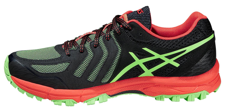 Мужская беговая обувь Asics Gel-FujiAttack 5 (T630N 8590) фото