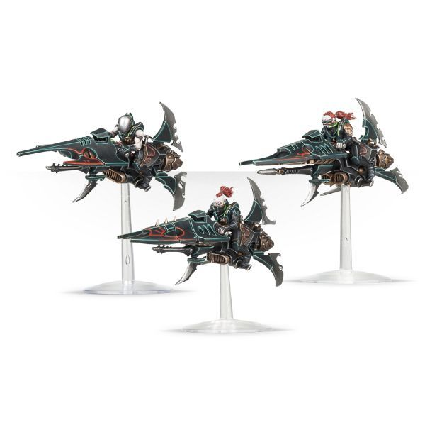 Start Collecting! Dark Eldar. Джетбайки