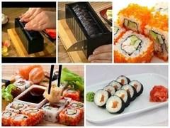 Набор для приготовления суши и роллов Мидори 5 в 1