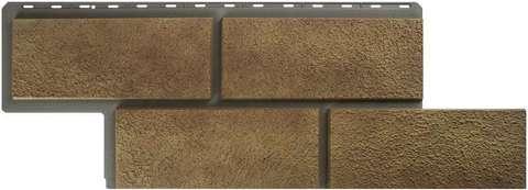 Фасадная панель Альта Профиль Камень неаполитанский Бежевый 1250х450 мм