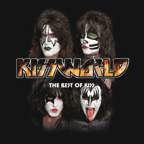 Kiss / Kissworld - The Best Of (2LP)