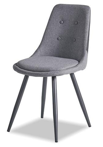 Стул ESF SKY8764 серый/черный