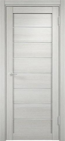 Дверь Eldorf Мюнхен 04, стекло Сатинато, цвет слоновая кость, остекленная