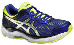 Мужские кроссовки для бега Asics Gel-Fortitude 7 (T5G2N 4307) синие фото