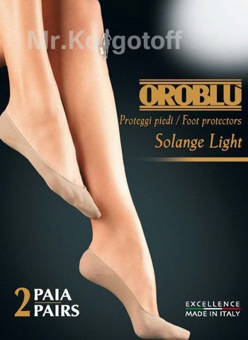 Подследники Oroblu Solange Light (Foot Protector)