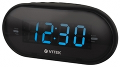 Радиочасы VITEK VT-6602 (BK)