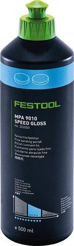 Политура универсальная Festool - Speed Gloss MPA 9010 BL/0,5L