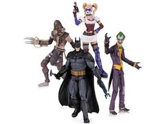 Batman Arkham Asylum: Four Pack