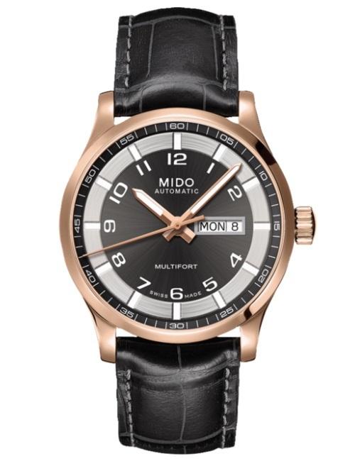 Часы мужские Mido M005.430.36.062.52 Multifort