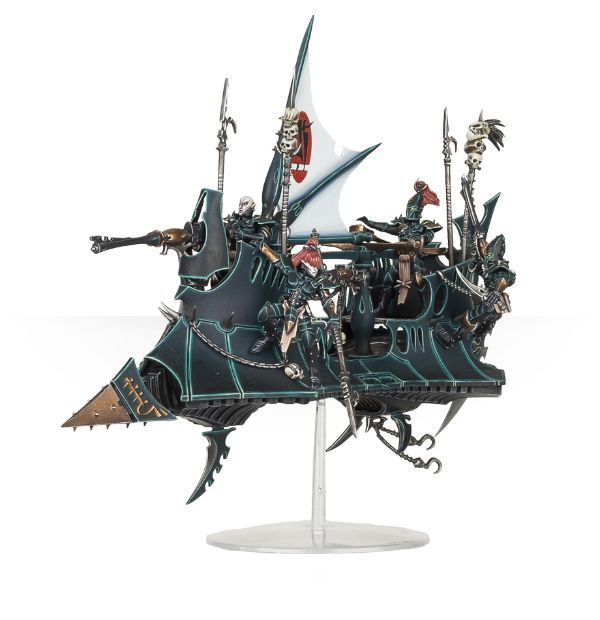Start Collecting! Dark Eldar. Рейдер