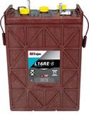 Тяговый аккумулятор Trojan L16RE-B ( 6V 370Ah / 6В 370Ач ) - фотография