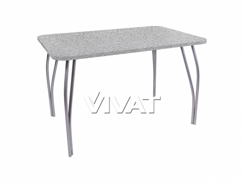 Стол обеденный прямоугольный LС (OC-11) Серый камень