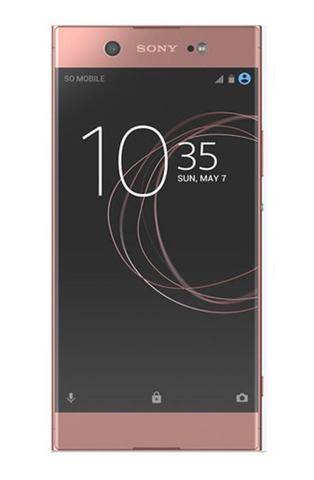 Смартфон Sony Xperia XA1 Ultra Dual, цвет розовый
