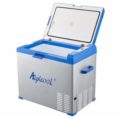 Компрессорный автохолодильник Alpicool ABS-50 (12V/24V/220V, 50л)