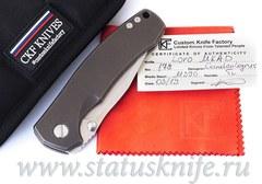 Нож CKF LORO MKAD Custom Тохус