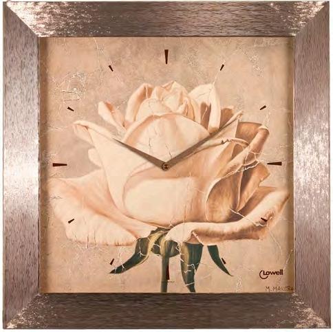 Часы настенные Lowell 11964