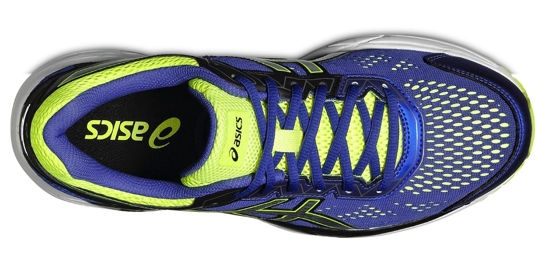 Мужские кроссовки для бега для плоскостопия Asics Gel-Fortitude 7 (T5G2N 4307) синие фото